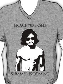 Brace yourself, summer is coming T-Shirt