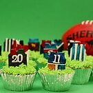 _Footy Cupcake by adellecousins
