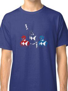 Black Power Ranger Classic T-Shirt