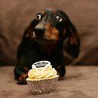 _Sausage Cupcake by adellecousins