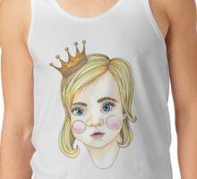 A Little Princess Tank Top
