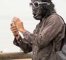 The Monkey Man of Brighton by JLaverty