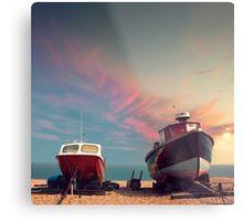 Two boats Metal Print