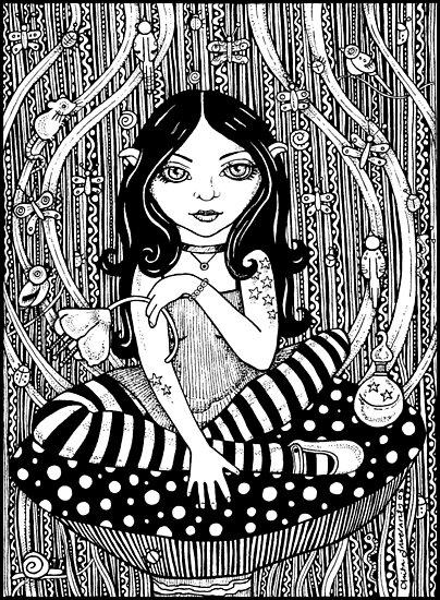 Woodland Nymph by Anita Inverarity