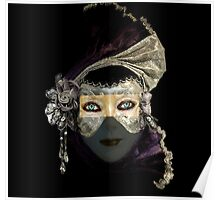 masqued Poster