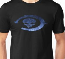 Oddball Halo Skull Unisex T-Shirt