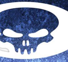 Oddball Halo Skull Sticker