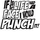 IF your life had a face - Scott pilgrim vs The World by bleedart