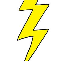 Lightning Bolt - Scott pilgrim vs The World by bleedart