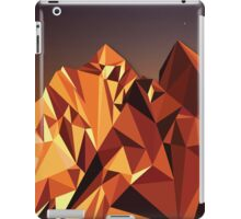Night Mountains No. 7 iPad Case/Skin