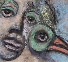Face, Bernard Lacoque-5 by ArtLacoque