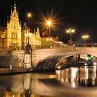 St Michael's Bridge by Adri  Padmos
