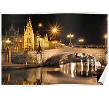 St Michael's Bridge Poster