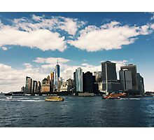 New York City - Manhattan Photographic Print