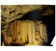 The Organ - Cango Caves Poster
