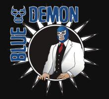 Blue Demon by Mel Preston
