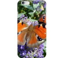 Beautiful Peacock Butterfly iPhone Case/Skin