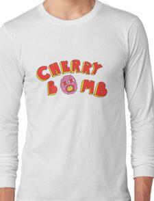 Tyler The Creator - Cherry Bomb (plain) Long Sleeve T-Shirt