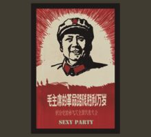 Mao's Sexy Party by stoopidstu