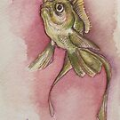 Sea Sick Fish by MegJay