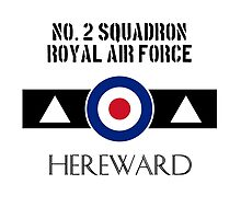 No. 2 Squadron - RAF by wordwidesymbols