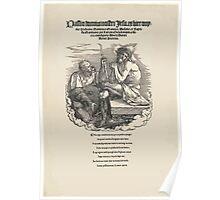 Albrecht Dürer or Durer The Man of Sorrows Mocked by a Soldier Poster