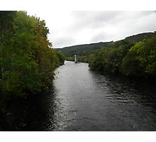 River Ness at Fort Augustus Photographic Print
