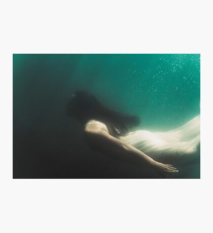 Underwater Beauty  Photographic Print
