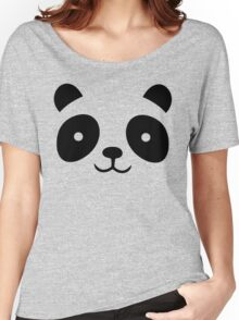 Panda Bamboo Camouflage Women's Relaxed Fit T-Shirt