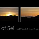 Isle of Seil - Scotland by InfotronTof