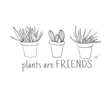 Plants are Friends by yuvalhat
