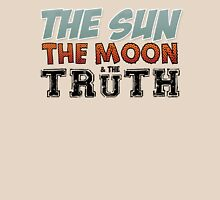 The Sun, The Moon, The Truth Womens Fitted T-Shirt