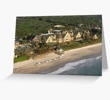Disney's Vero Beach Resort Greeting Card