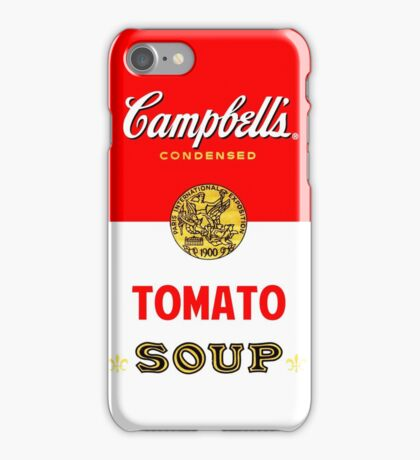 Campbell's Soup iPhone Case/Skin