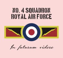 No. 4 Squadron - RAF Kids Clothes