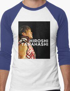 Hiroshi Tanahashi Men's Baseball ¾ T-Shirt