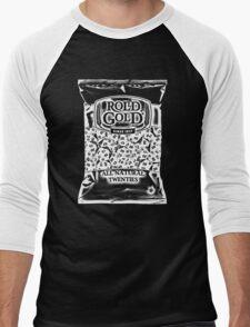 ROLLED GOLD D20 Men's Baseball ¾ T-Shirt