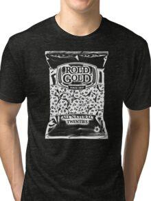 ROLLED GOLD D20 Tri-blend T-Shirt