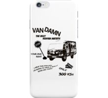 Van Damn - Sense8 iPhone Case/Skin