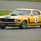 Boss 302 by Willie Jackson