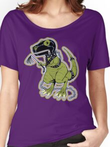 Rex the Tyrannosaur - LGBT Dinos! Women's Relaxed Fit T-Shirt