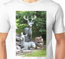 Deer Three! Unisex T-Shirt