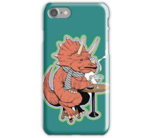 Ty the Triceratops LGBT Dinos! iPhone Case/Skin