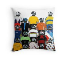Maillots 2015 Shirt Throw Pillow