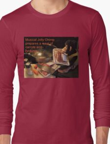 Delicious Brains Long Sleeve T-Shirt