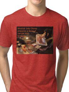 Delicious Brains Tri-blend T-Shirt