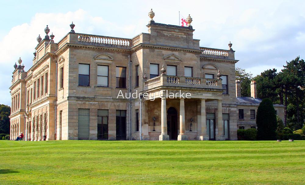 Brodsworth Hall by Audrey Clarke