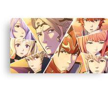 Fire Emblem: Fates Canvas Print