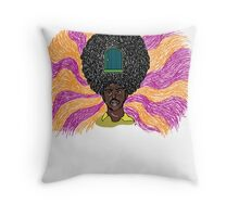 The Mighty Boosh - My name is Rudy Throw Pillow