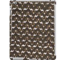 Brown Indian Pattern iPad Case/Skin